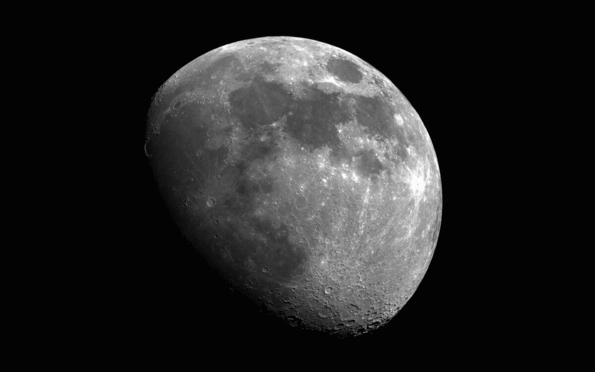 luna con reflex