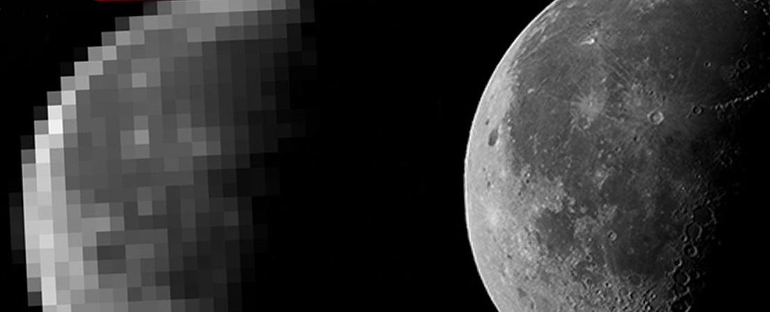 il campionamento in astrofotografia