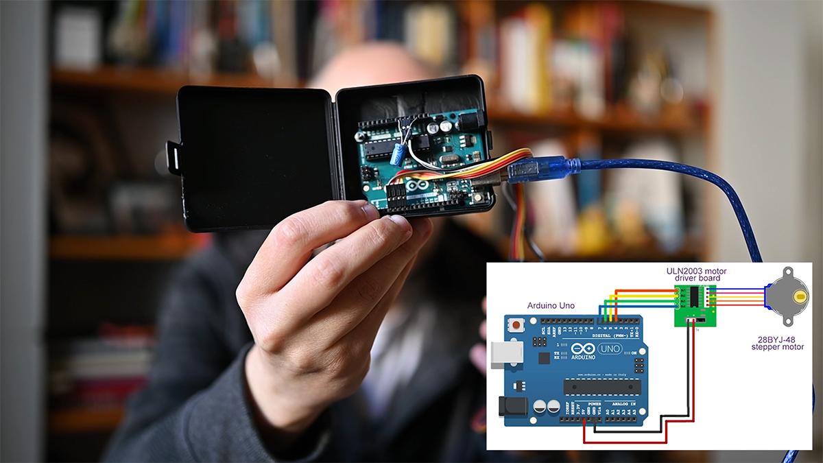 Focheggiatore elettronico con Arduino
