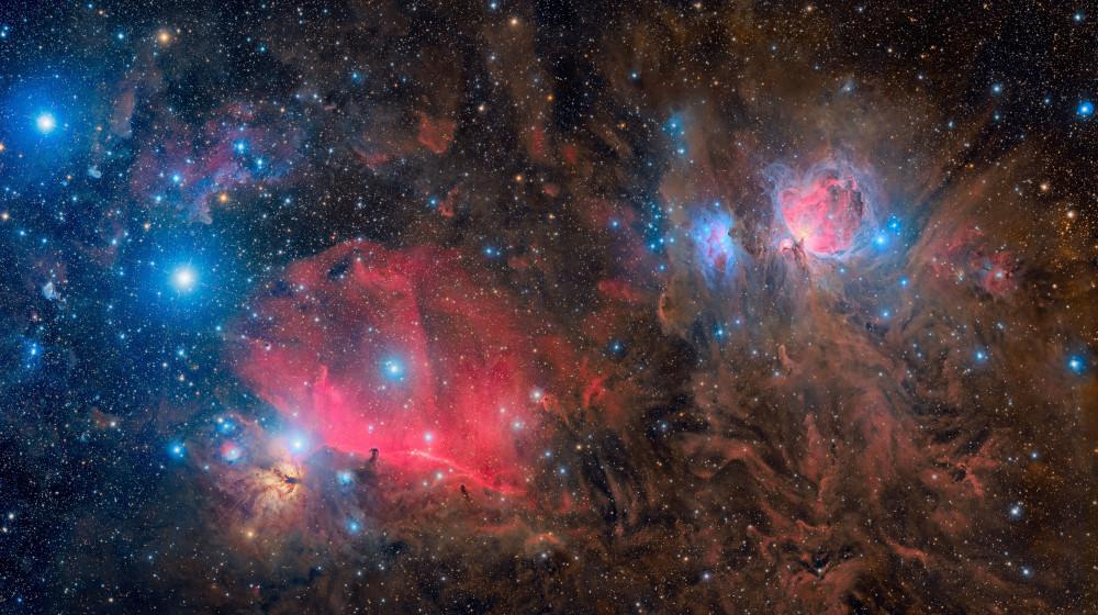 Complesso nebulare di Orione