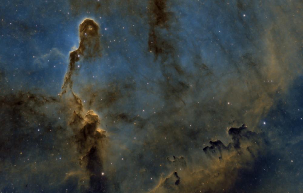 Elephant Trunk (IC 1396) SHO